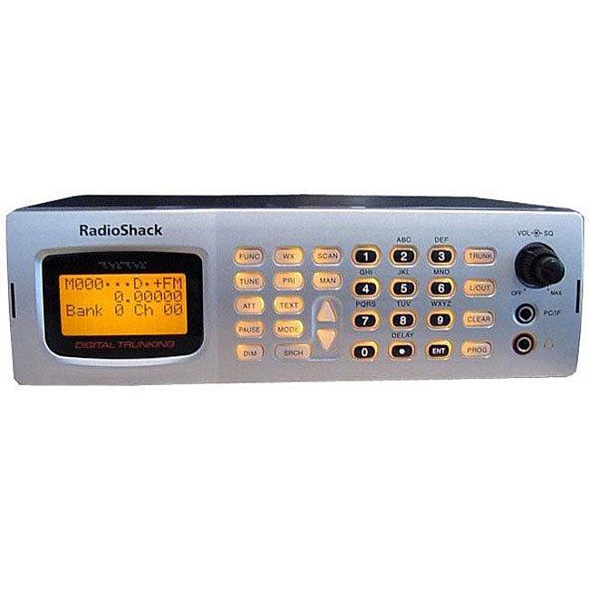 PRO-2096 5500-channel Digital Trunking Scanner (Refurbished)