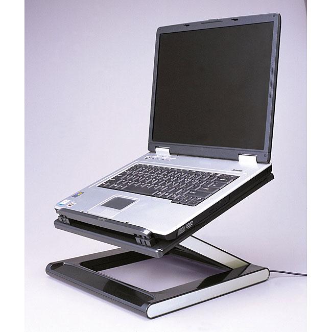 Z-Lift Laptop Computer Desk Stand