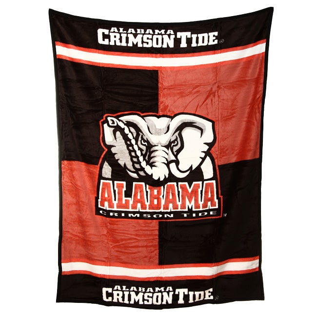 University of Alabama Throw