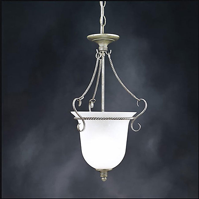 Villa Collection One-light Bell-style Pendant
