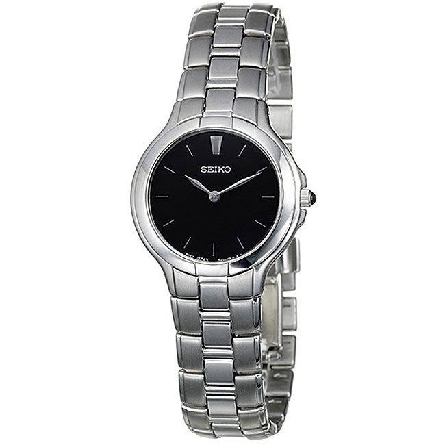 Seiko Women's Affinity Stainless Steel Watch