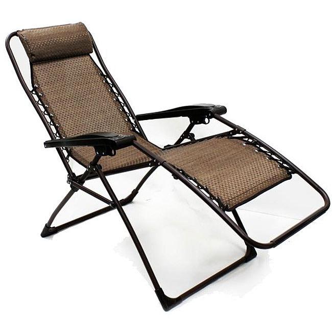 deluxe zero gravity outdoor folding recliner review 1