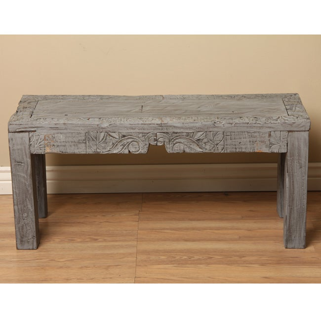 Indian Reclaimed Wood Coffee Table