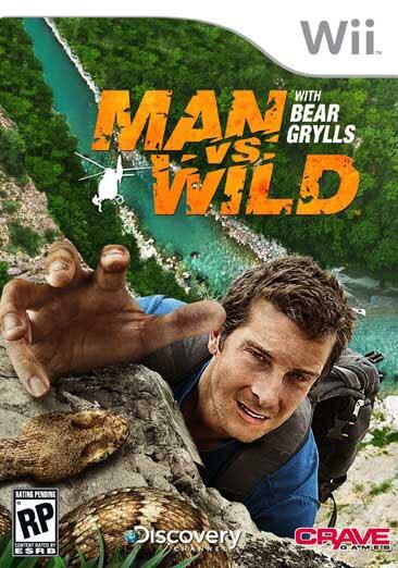 Wii - Man vs. Wild
