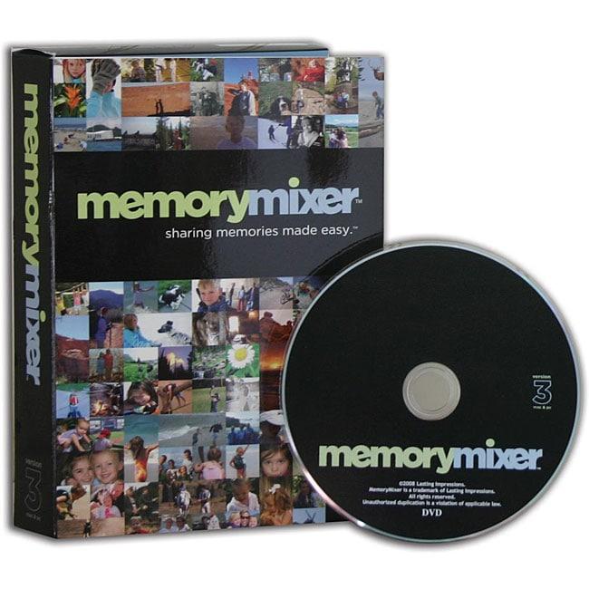 Lasting Impressions Memory Mixer 3 Software