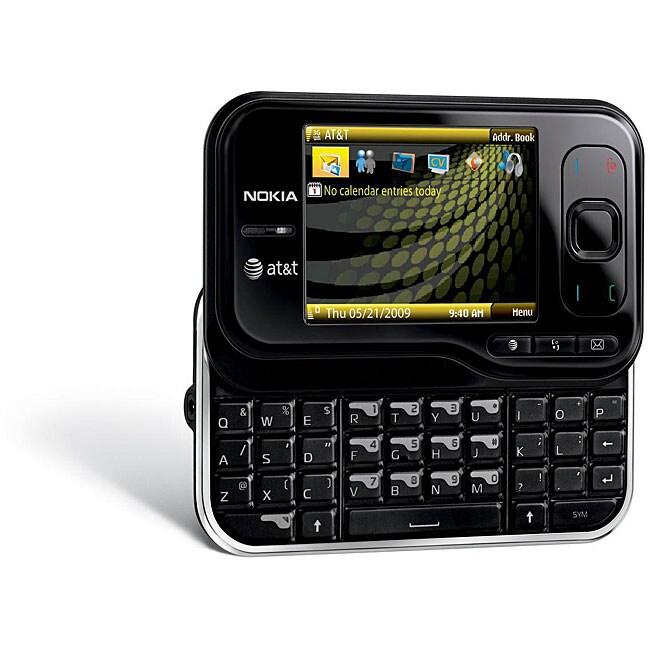 Nokia Surge 6790 3G Unlocked GSM Cell Phone
