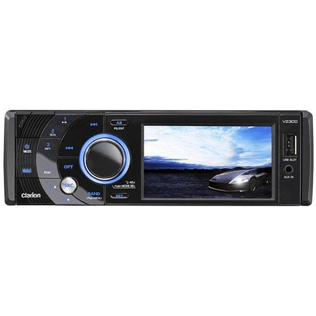 Clarion VZ300 DVD Car Receiver