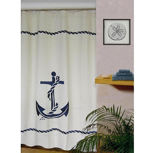 Anchor curtain hooks