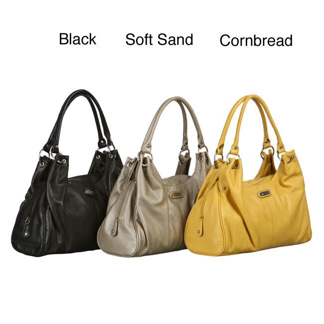 Nine West 'Carmel' Large Satchel Bag
