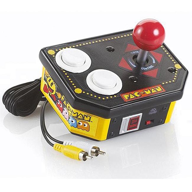 Pac Man Retro Arcade Plug-N-Play TV Game