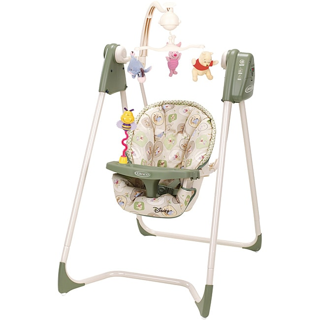 Graco Easy Entry Infant Swing In Days Of Hunny 12630846
