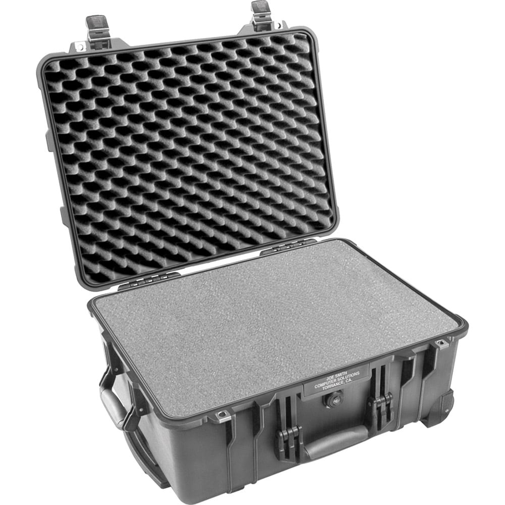 Pelican 1560 Shipping Box with Foam