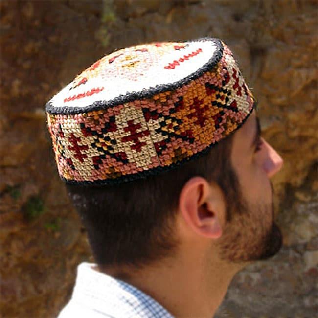 Как сделать грузинскую шапку своими руками 177