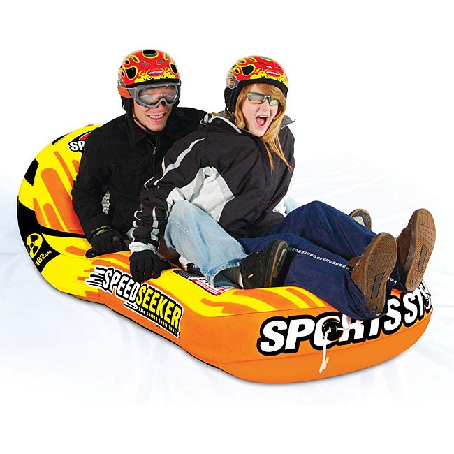 Speedseeker 2-passanger Inflatable Snow Tube