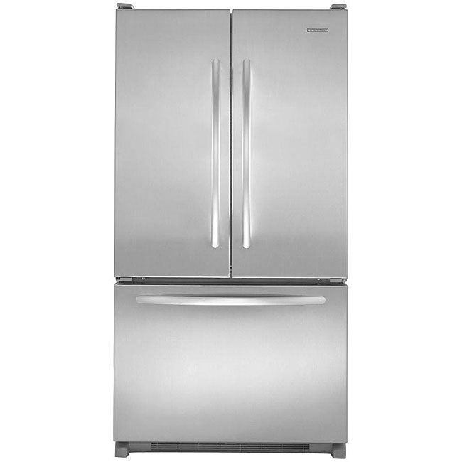 kitchenaid architect series ii french door 20 cubic foot