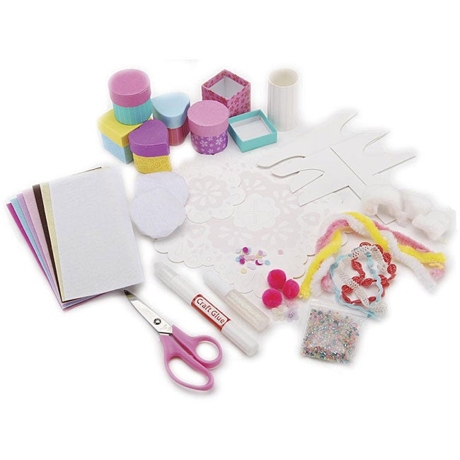 Dainty Desserts and Sweet Trinket Boxes Kit