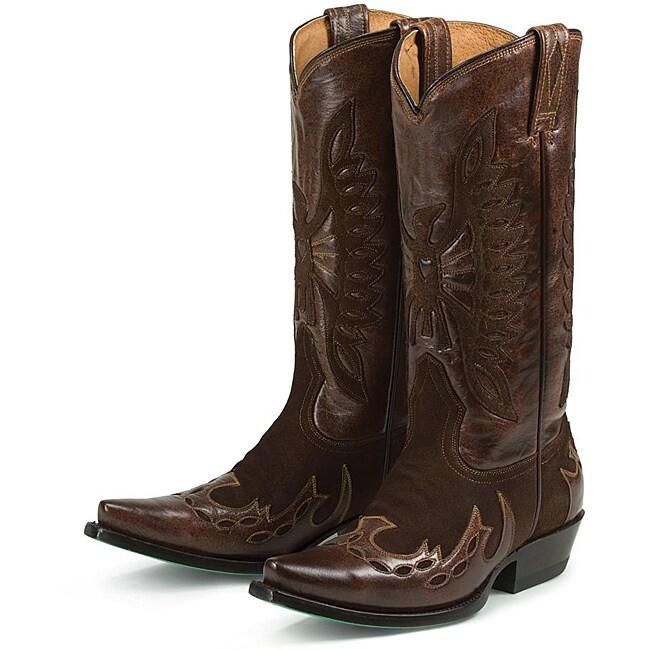 Lane Boots Women's 'Rustic Firebird' Boots