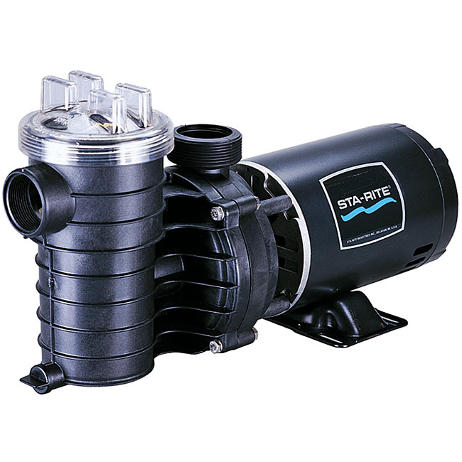 Replacement 1 5 hp above ground pool pump 12685643 for Best above ground pool pump