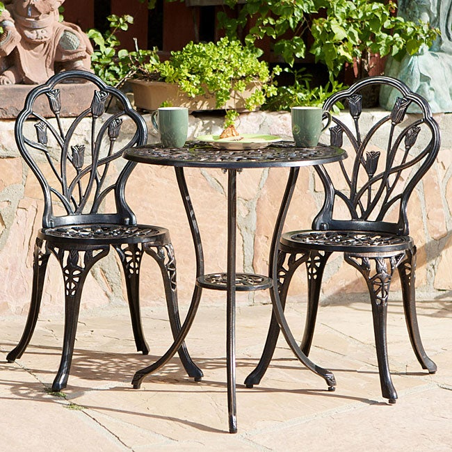 Furniture > Outdoor Furniture > Table Set > Outdoor Bistro Table Sets