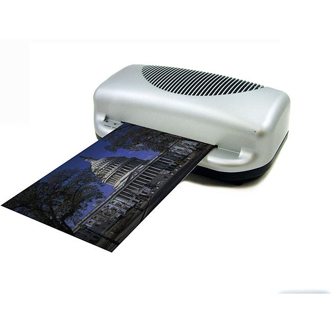 Office by O Personal 4-inch Hot and Cold Pouch Laminator at Sears.com