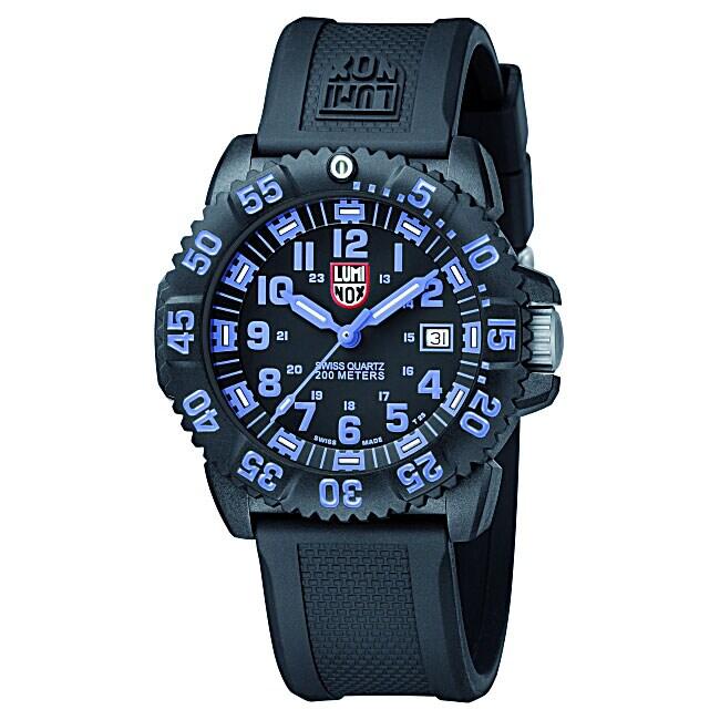 Luminox Men's 3053 Navy Seal ColorMark Blue Watch
