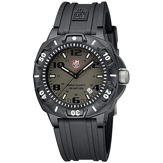 Luminox 213 Men's Sentry Grey Dial Watch
