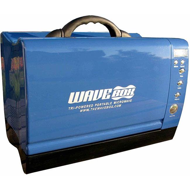 1000 Ideas About Portable Microwave On Pinterest: WaveBox WBP-TP-660CO Cobalt Portable Microwave Oven