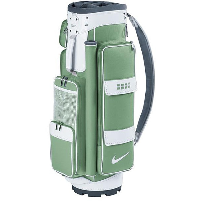 Nike Women S Brassie Green White Golf Cart Bag 12704018