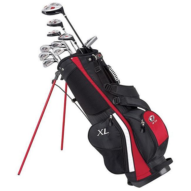 Top Flite 2010 Men S Xl 13 Piece Golf Set 12704050