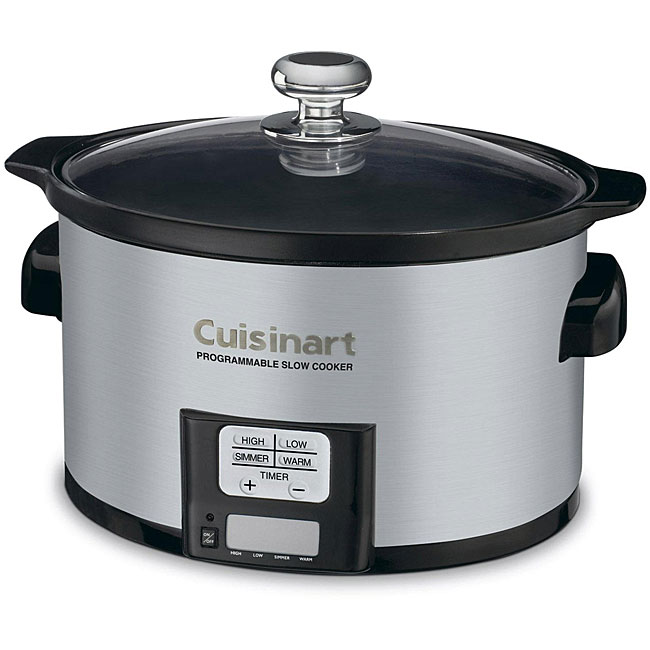 Cuisinart PSC-350 3.5-quart Programmable Slow Cooker
