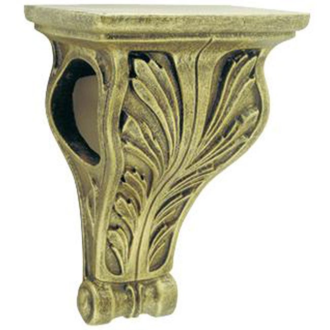 Wood Collection Lotus Drapery Sconce 12710854 Shopping Great Deals On
