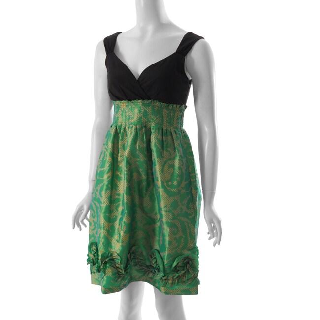 Sangria Women's Party Dress