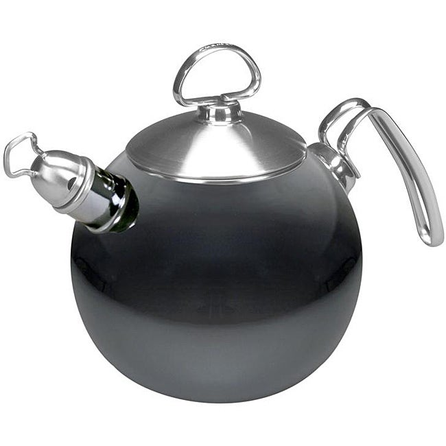 Chantal 37 15sme black 1 3 quart tea kettle 12717431 shopping big discounts - Chantal teapots ...