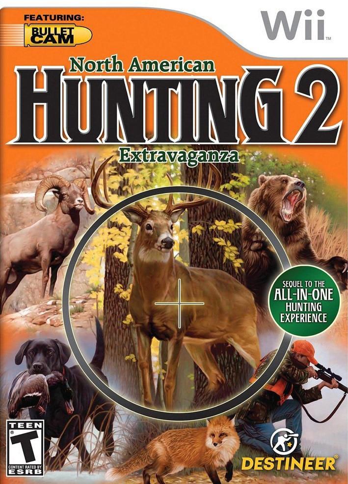 Wii - North American Hunting 2 Extravaganza