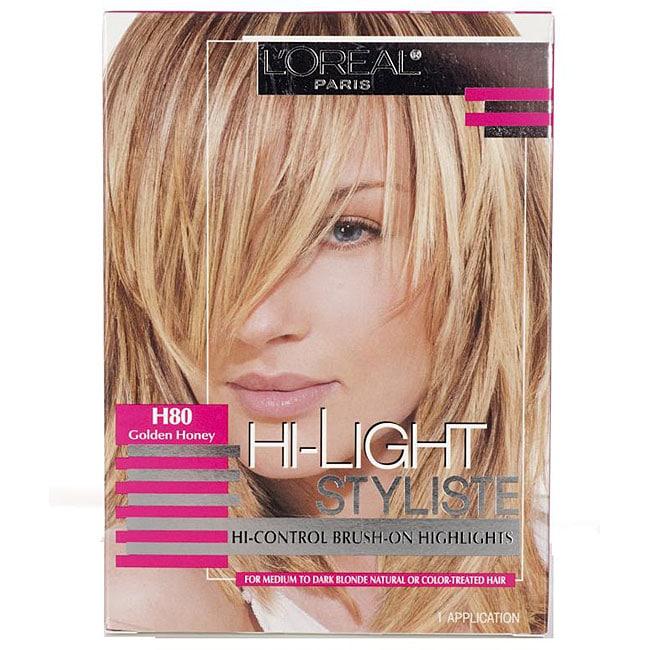Hi-Light Styliste Brush-On Highlights (Pack of 4)