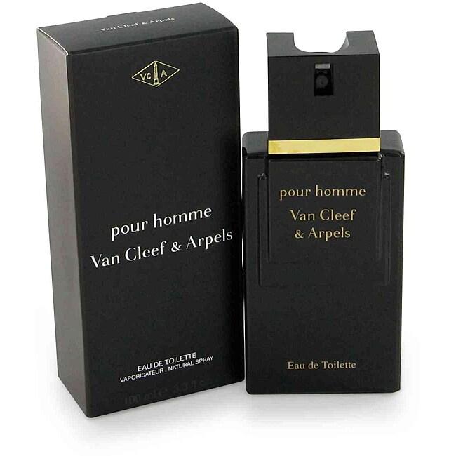 Van Cleef & Arpels 'Pour Homme' Men's 1.6-ounce Eau De Toilette Spray