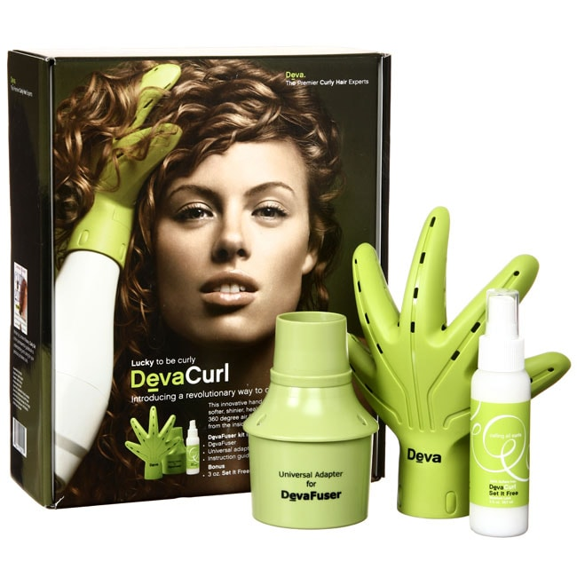 DevaCurl Diffuser Kit