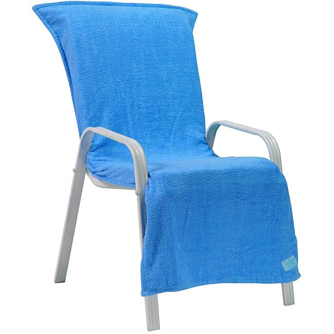 Bahama Beach Towel Chair Covers Set of 2 Overstock Shoppin