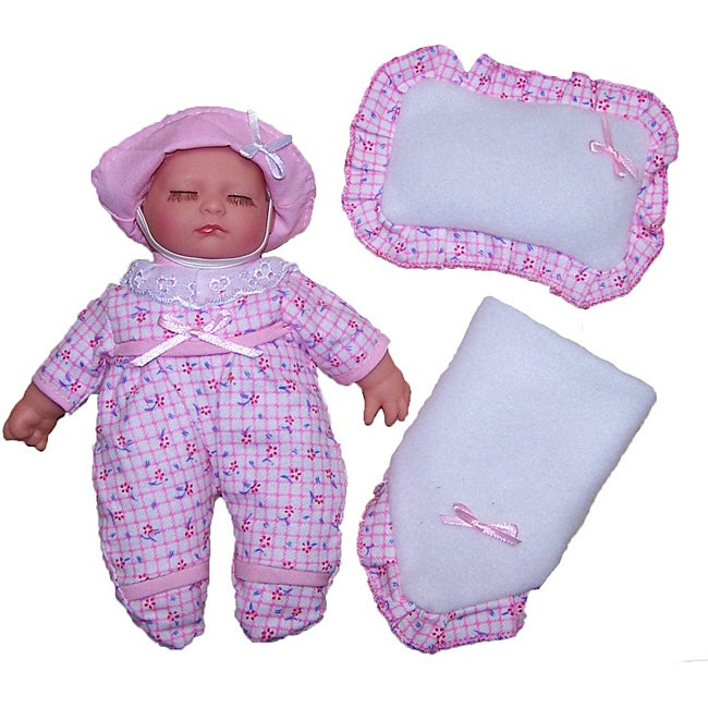 Everybody's Baby 8-inch Sleeping Doll