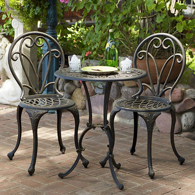 furniture outdoor furniture iron wrought iron bistro sets