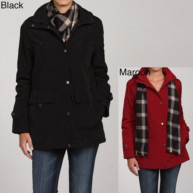 London Fog Women's Anorak Jacket