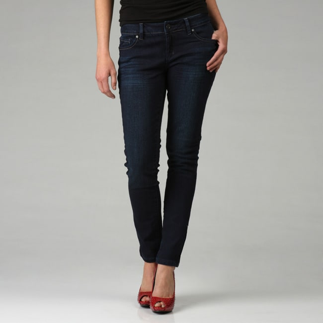 Makers of True Originals Women's Phunk Straight Leg Jeans
