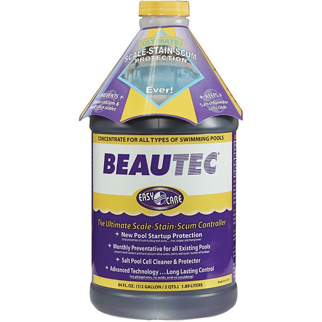 Overstock.com Beautec Ultimate Scale-Stain-Scum Controller Salt Cell and Tile Cleaner at mygofer.com