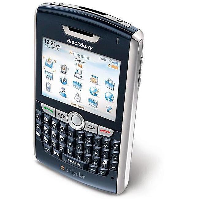 Blackberry 8800 Blue GSM Unlocked Cell Phone (Refurbished)