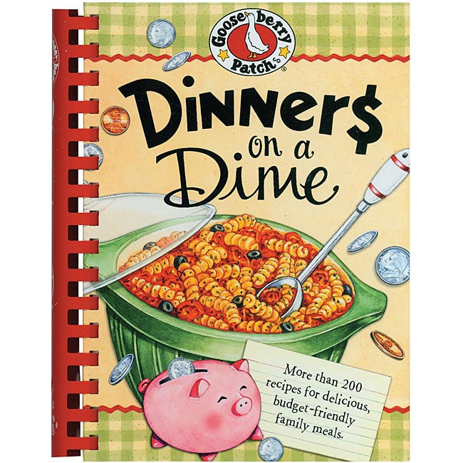 Dinners on a Dime Cookbook