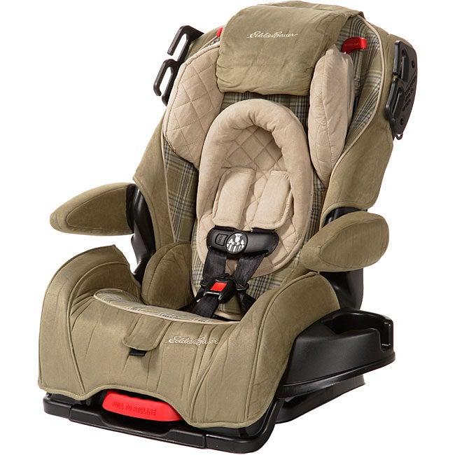 eddie bauer deluxe 3 in 1 convertible car seat overstock shopping big discounts on. Black Bedroom Furniture Sets. Home Design Ideas
