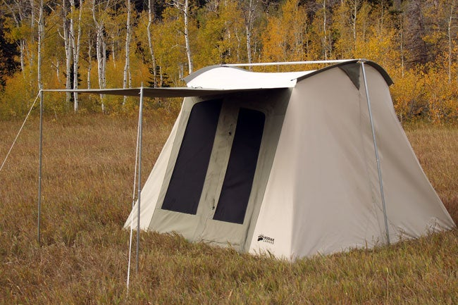 Kodiak Canvas 6 Person Flex Bow Canvas Tent 12897614