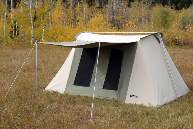 Kodiak Canvas 8 Person Flex Bow Canvas Tent 12897615