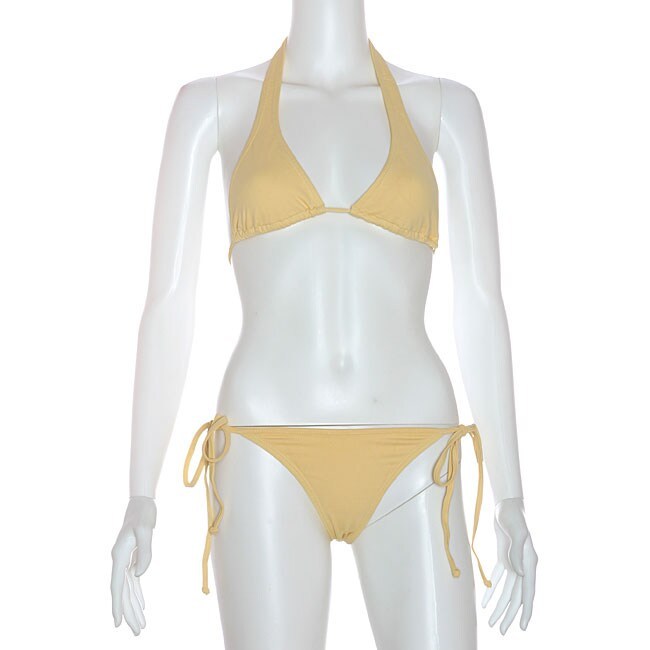 Cot'n by Lucenti Swimwear Women's Gemada String Bikini