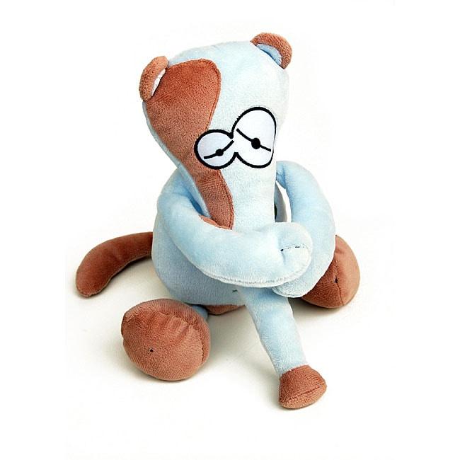 Boogaloo Andy Anteater Booga-Bud Stuffed Animal